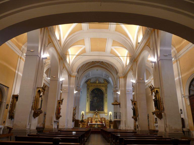 Iglesia de San Pedro ad Víncula en Vallecas