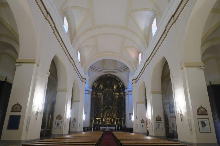 Iglesia Parroquial de San Salvador de Leganés